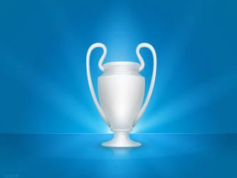 uefa champions league trophy by pit-tux