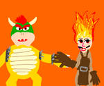 Torcher (Bowser x Torch) by CountryballFan