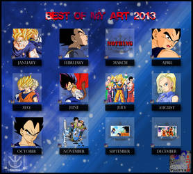 Best of 2013 by PrinzVegeta
