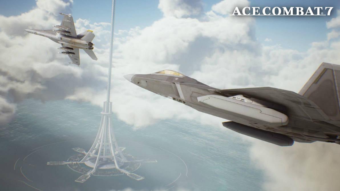 Ace Combat 7 - Lighthouse Wallpaper by Azekthi on DeviantArt