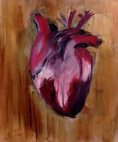 Heart Study - Progress by justcallmemike