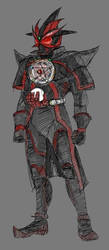 Kamen Rider Psychic by MarcosPsychic