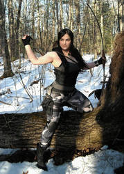 Lara Croft Rise of the Tomb Raider: Commando 5 by Sara-Croft