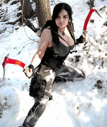 Lara Croft Rise of the Tomb Raider: Commando 6 by Sara-Croft