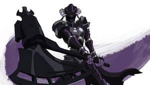 albedo armor, Overlord by SamEPG