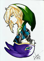 Link and Ravio by sayuttan
