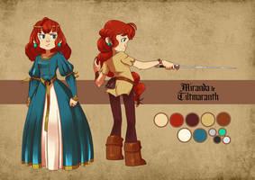 Miranda by Ibealia