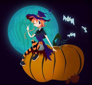 Happy Halloween!! by QuartzStash