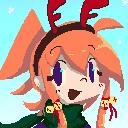 Mascot Holiday Pixel Icon by QuartzStash