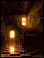Hall by etwoo