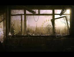Pripyat - New life by etwoo