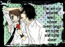 Leo and Yuiko by KawazoeHanae