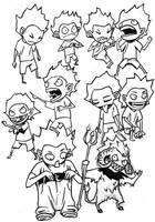 sketchbook 01 by puppeli