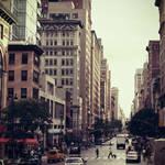 New York - near Flatiron by DarkSaiF