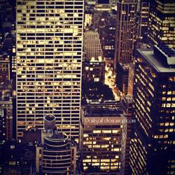 New York - Buildings by DarkSaiF