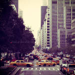 New York - Over the distance by DarkSaiF