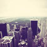 New York - Central Park by DarkSaiF