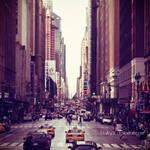 New York - State of Mind by DarkSaiF
