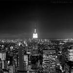 New York - Night by DarkSaiF