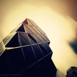 New York - Hearst Tower by DarkSaiF