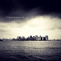 New York - Il etait une fois.. by DarkSaiF