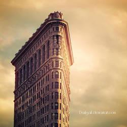 New York - Flatiron II by DarkSaiF
