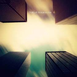 New York - Up by DarkSaiF