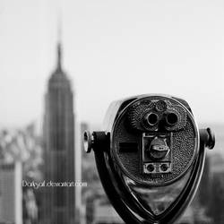 New York - Quarters only by DarkSaiF