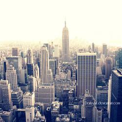 New York - In my mind by DarkSaiF