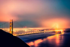 San Francisco - Golden Gate Bridge by DarkSaiF