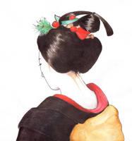 Geisha by Fyrie