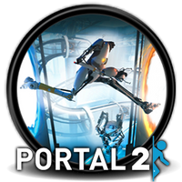 Portal 2 - Icon by Blagoicons