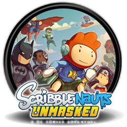 Scribblenauts: Unmasked A DC Comics Adv. - Icon by Blagoicons