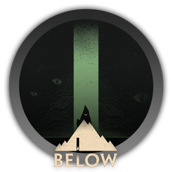 Below - Icon by Blagoicons