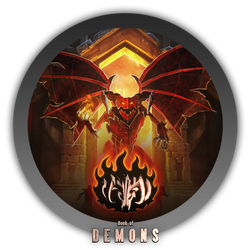 Book of Demons - Icon by Blagoicons
