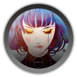 Gris - Icon by Blagoicons