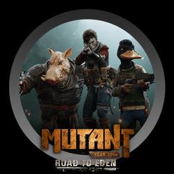 Mutant Year Zero Road to Eden - Icon by Blagoicons