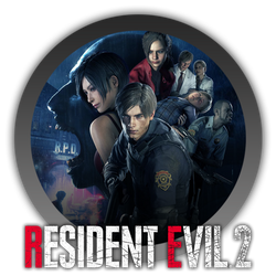 Resident Evil 2 Remake - Icon by Blagoicons