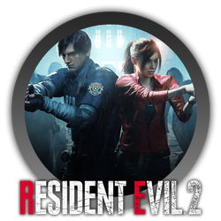 Resident Evil 2 Remake - Icon 3 by Blagoicons