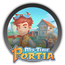 My Time At Portia - Icon by Blagoicons