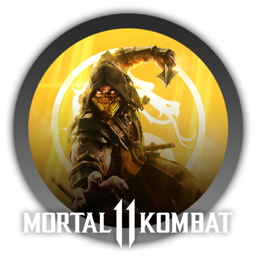 Mortal Kombat 11 - Icon by Blagoicons