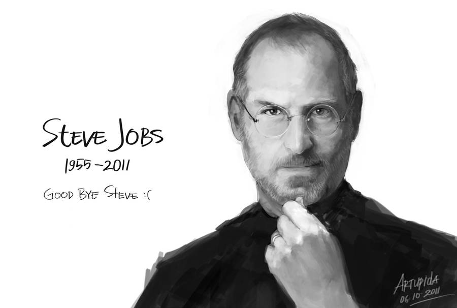 Good Bye Steve by artupida