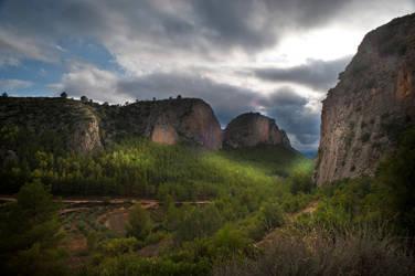 Spanish Valley by fazerT