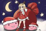 Happy new year Freero! by lovelessrin