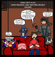 Fiori Party plays Brawl Online by fiori-party