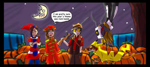It is the great pumpkin Fiori Party by fiori-party