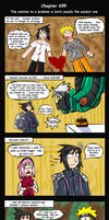 Naruto Chapter 699 by fiori-party