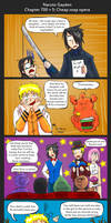 Naruto Gayden 500+5: Cheap soap opera by fiori-party