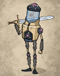 One of Feudal Alloy character equipment sets by NavrcL