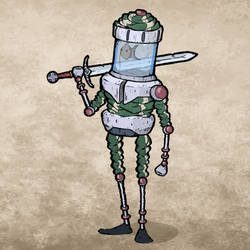 Feudal Alloy character equipment set by NavrcL